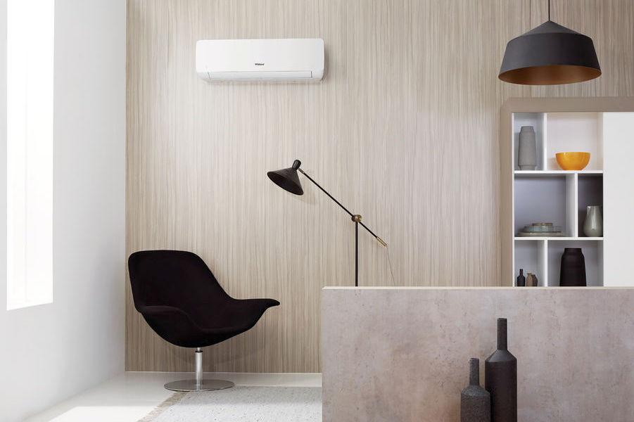 Temperatura ideal ar condicionado no escritório