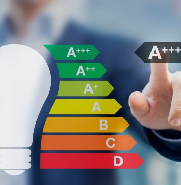 Etiquetas de eficiência energética
