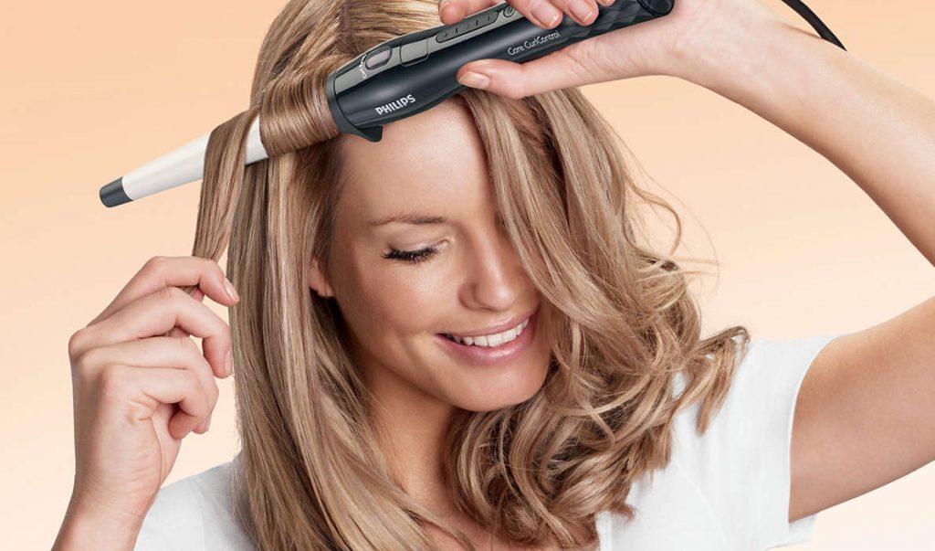 Alisadores e modeladores de cabelo Philips
