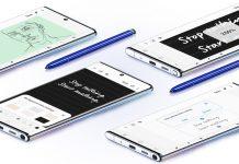 Galaxy Note10 e NOte 10+