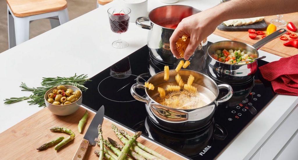 Uma cozinha FLAMA para se divertir a cozinhar com receitas e dicas