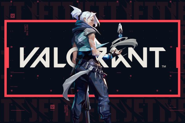 Jett, uma das agentes em Valorant