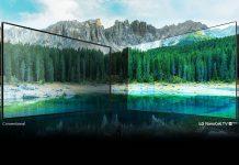 Televisor LG NanoCell 4K