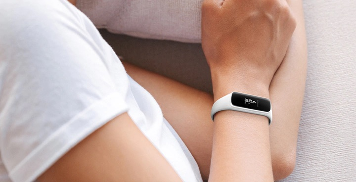 Monitores de atividade: Samsung Fit
