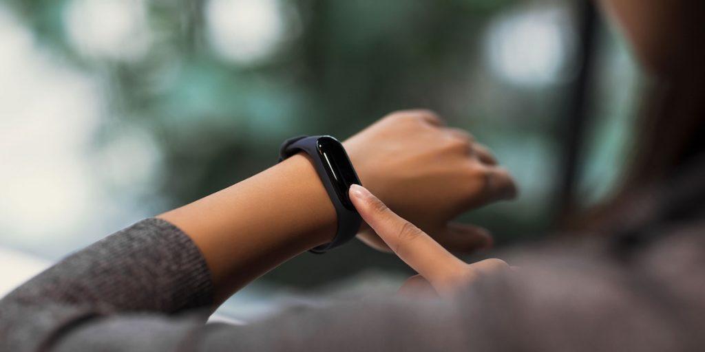 Monitores de atividade: Pulseira Xiaomi Band