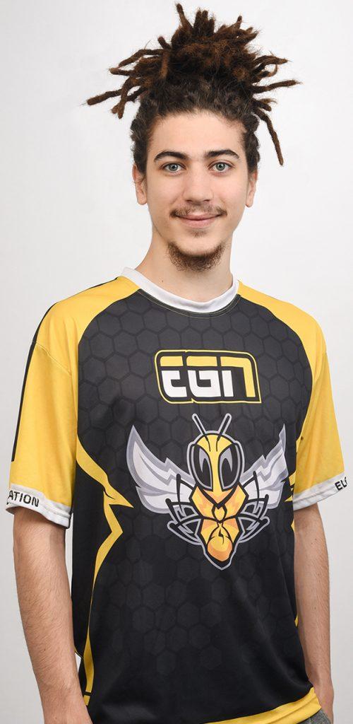 Shikai, jogador de Fortnite