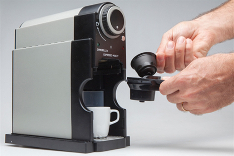 Máquina de café Dimobilli