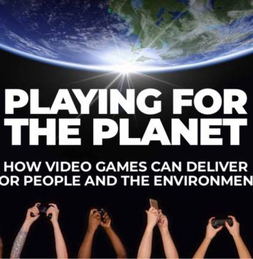 Playing for the Planet - Playstation junta-se à ONU