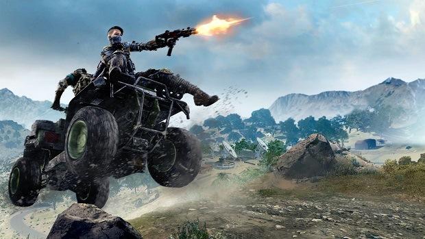 O mítico ATV de Call of Duty