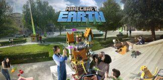 Minecraft Earth / Microsoft