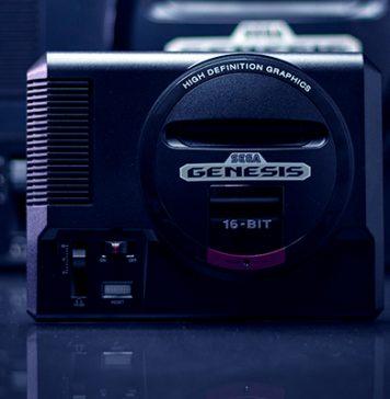 Consola SEGA Genesis Mini