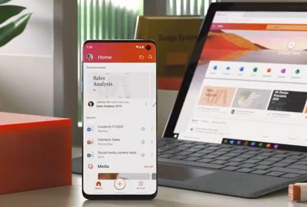 Microsoft Office App Mobile