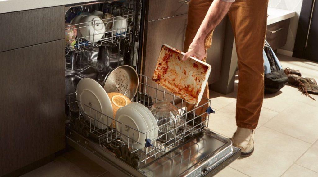 Máquina de lavar louça Whirlpool