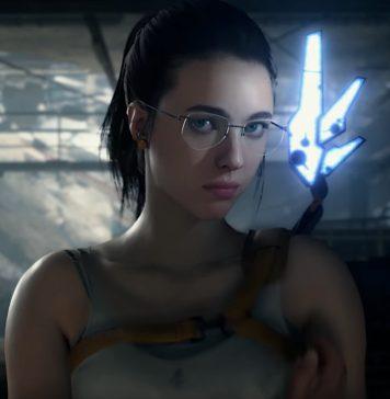 """""""Mama"""", spotlight trailer de Death Stranding / PlayStation®4"""