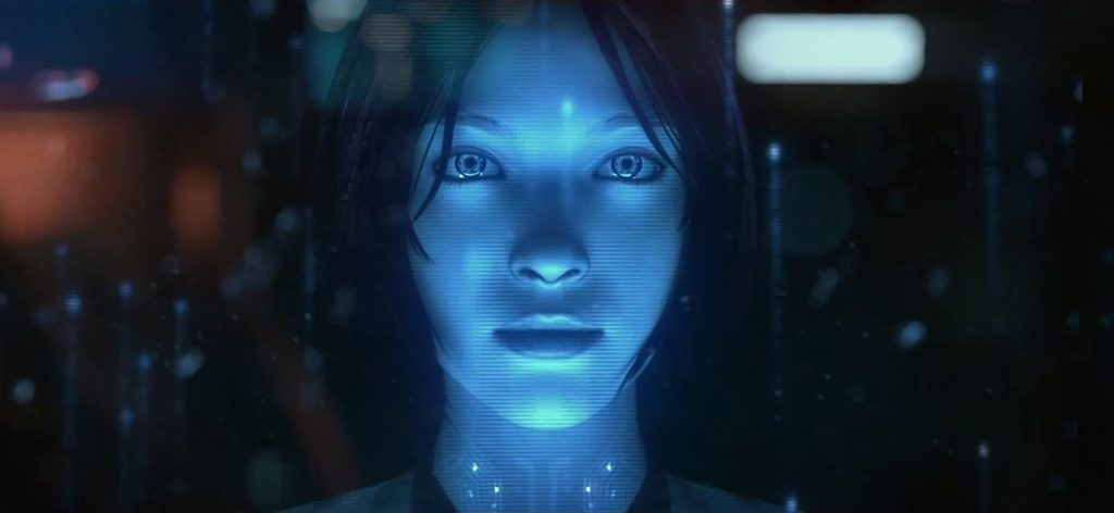 Cortana, o assistente de Inteligência Artificial da Microsoft