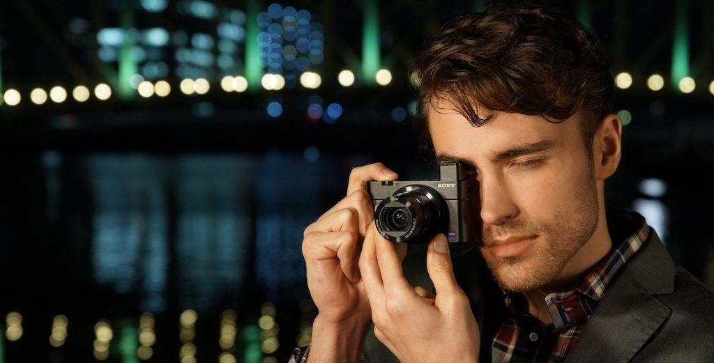 Fotografia com pouca luz com máquina fotográfica Sony