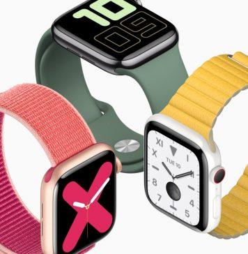 Smartwatches Apple Watch Series 5