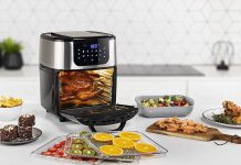 Princess 182070 Aerofryer Oven Deluxe