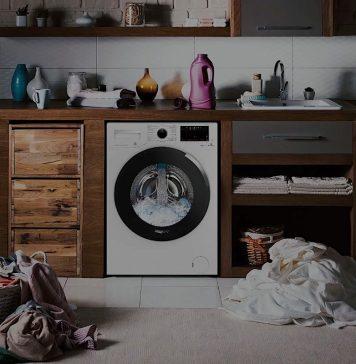 Dosagem na máquina de lavar Beko