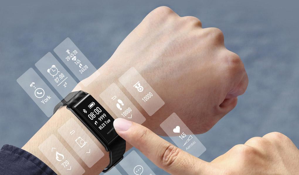 Relógios inteligentes Huawei