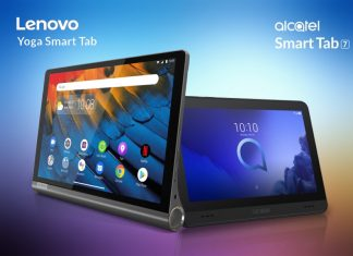 Lenovo Yoga Smart Tab, Alcatel Smart Tab 7