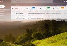 Inbox do Gmail