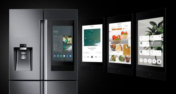 Frigoríficos inteligentes Samsung Frigoríficos inteligentes Samsung Family Hub™