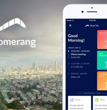 Boomerang for iPhone (not Gmail)