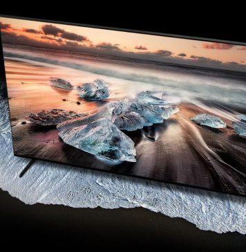 Televisor Samsung 8K QLED TV 55''