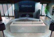 Som 5.1 Dolby Surround: cinema em casa