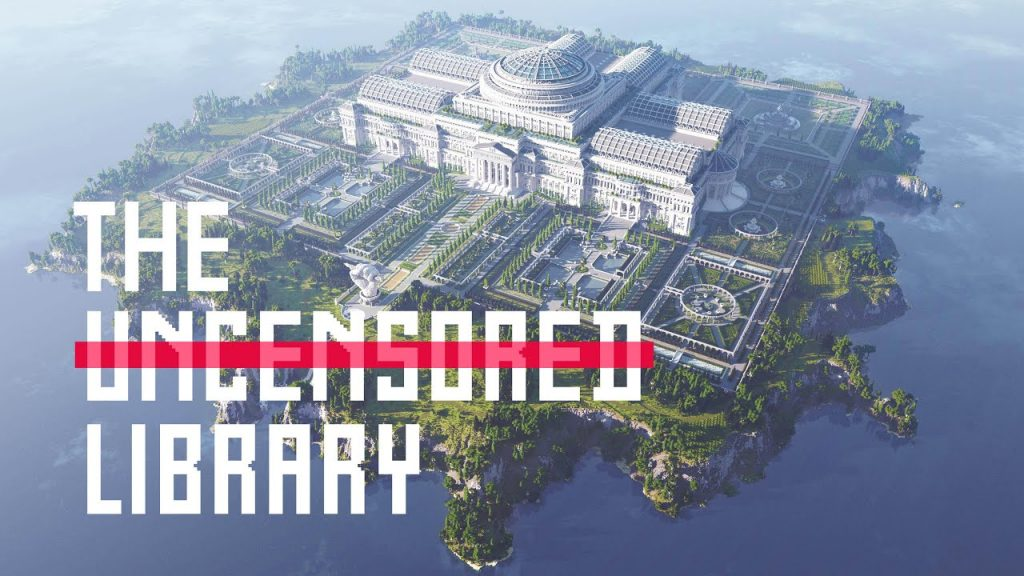 Biblioteca Minecraft - The Uncensored Library