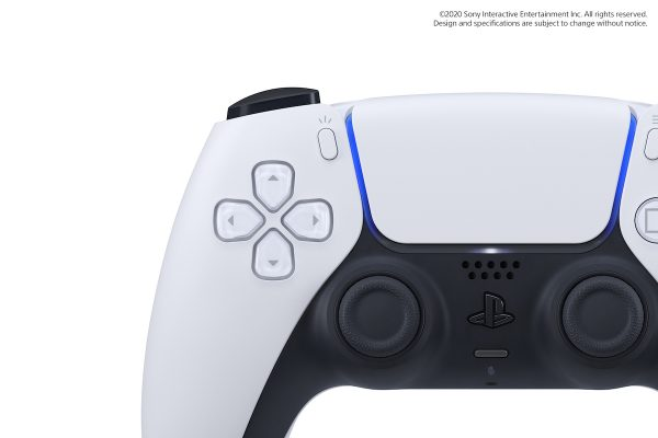 """Botão de """"criação"""" em comando DualSense"""