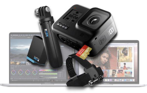 GoPro Hero 8 como webcam