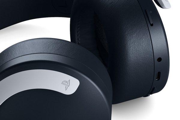 Entrada de 3,5 mm dos auscultadores, um dos acessórios PlayStation 5