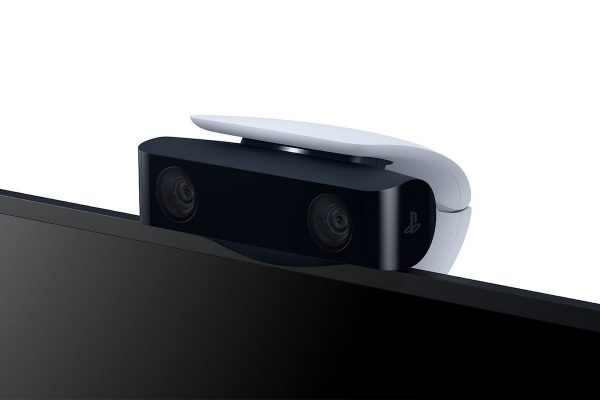 Câmara HD, um dos acessório PlayStation 5