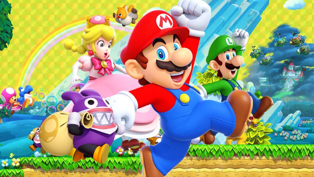 It's a-me, Mario! O mítico jogo Super Mario celebra 35 anos