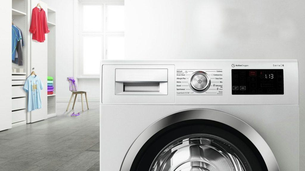 O poder da lavagem rápida da roupa para o meio ambiente