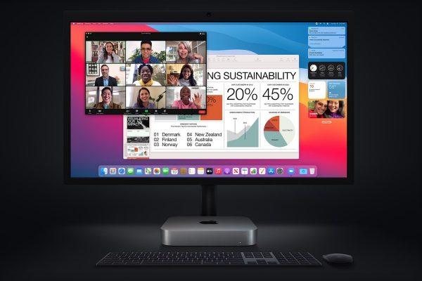 Chegou o novo Mac Mini, e de pequeno só mesmo o tamanho