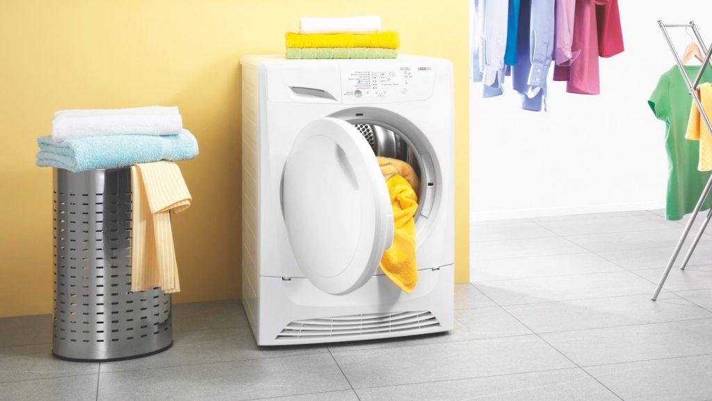 Tire todo o proveito da sua máquina de secar roupa: truques e dicas