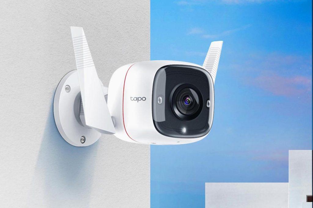 TAPO C310: a melhor proteção para a sua casa de dia e noite