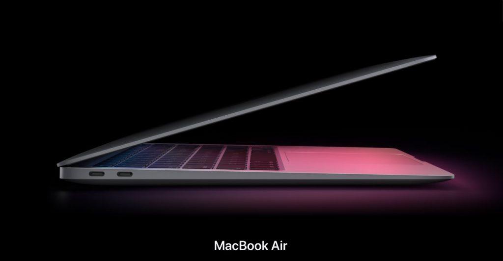 A incrível performance do novo MacBook Air 2020