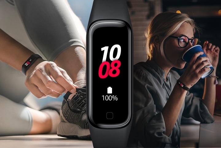 Galaxy Fit2: dedique mais tempo ao seu bem-estar