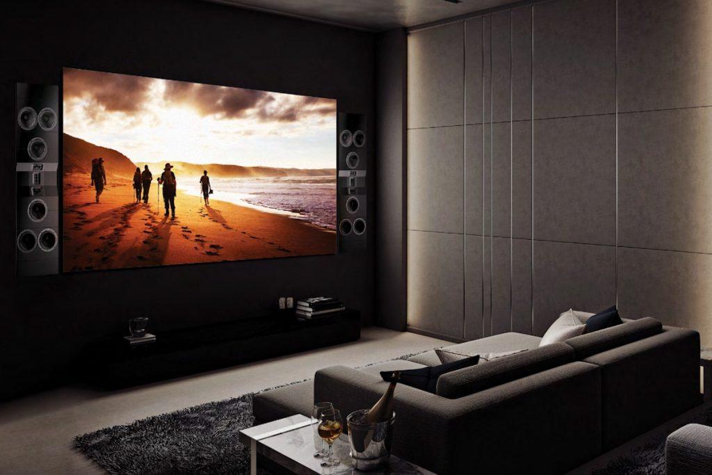 Como instalar um autêntico cinema em casa seguro