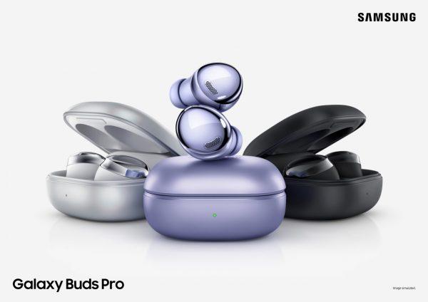 Buds Pro: é o seu mundo, ouça o que quiser