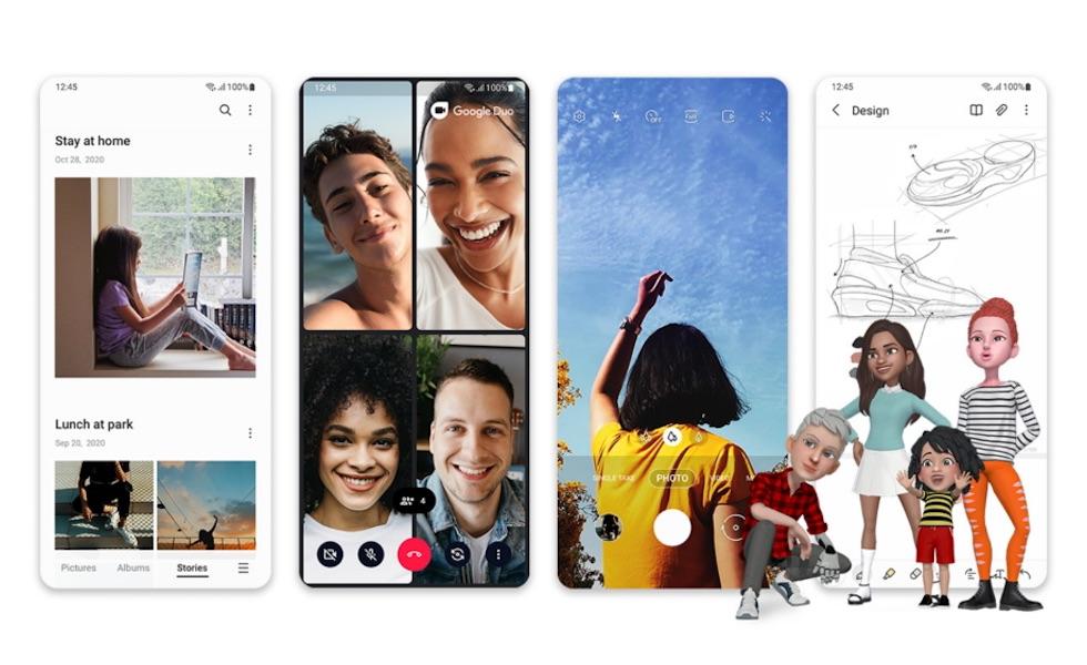 Conheça o One UI 3, disponível em toda a gama Galaxy