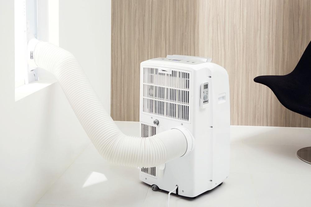 Ar condicionado portátil: pequeno equipamento, grandes vantagens