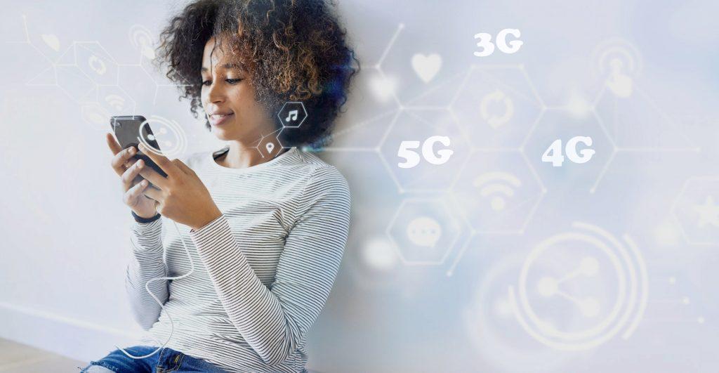 Principais diferenças entre as redes móveis 3G, 4G e 5G