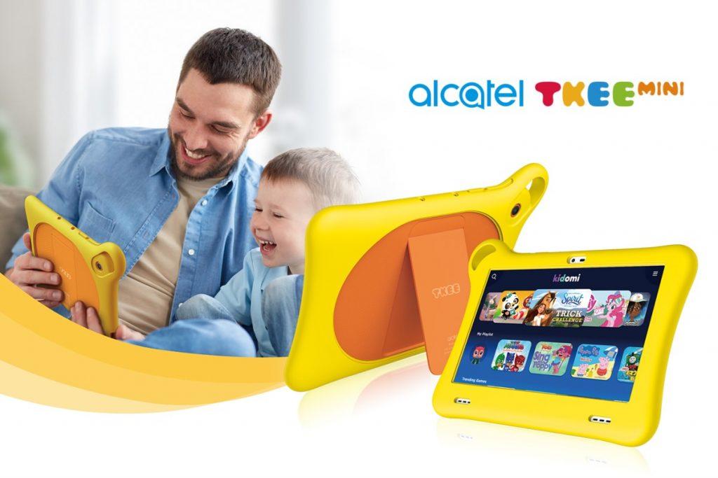 TKEE Mini: o primeiro tablet desenhado para crianças