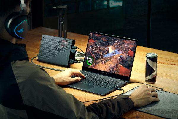 Novos portáteis equipados com as GeForce RTX da Série 30