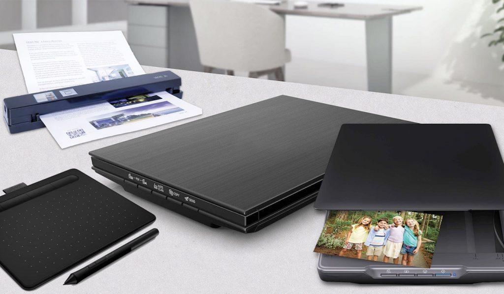 Os melhores scanners para trabalhar em casa